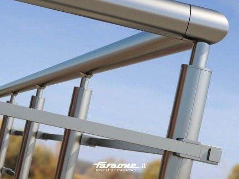 Balustrada aluminiowa