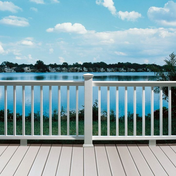 Balustrady balkonowe plastikowe