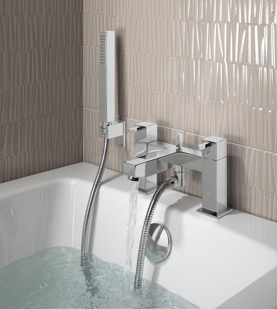 Bateria wannowa z prysznicem