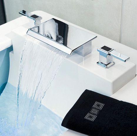 Baterie w formie wodospadu