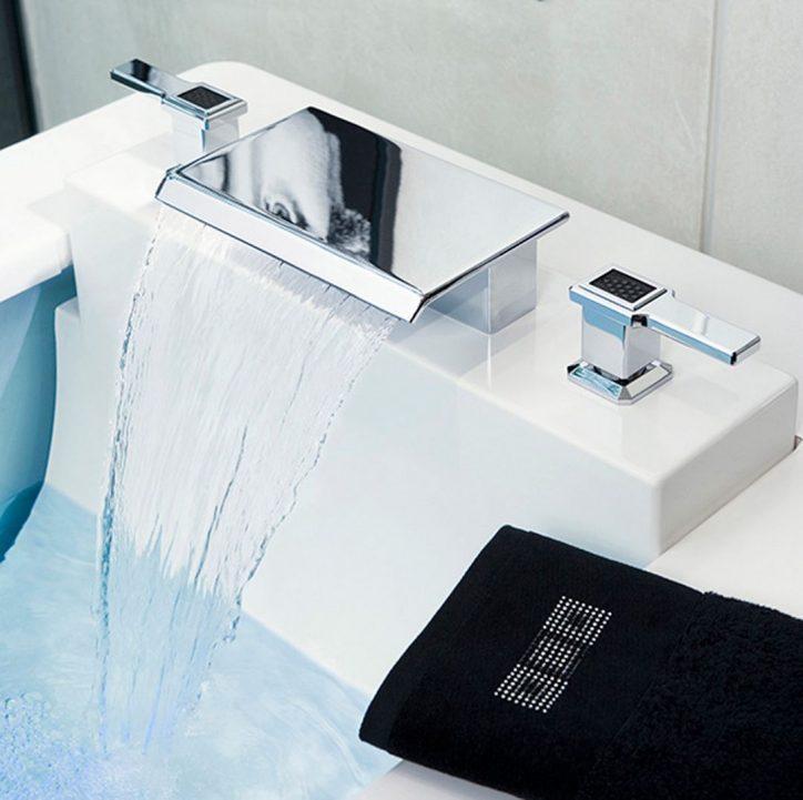 Bateria wodospad