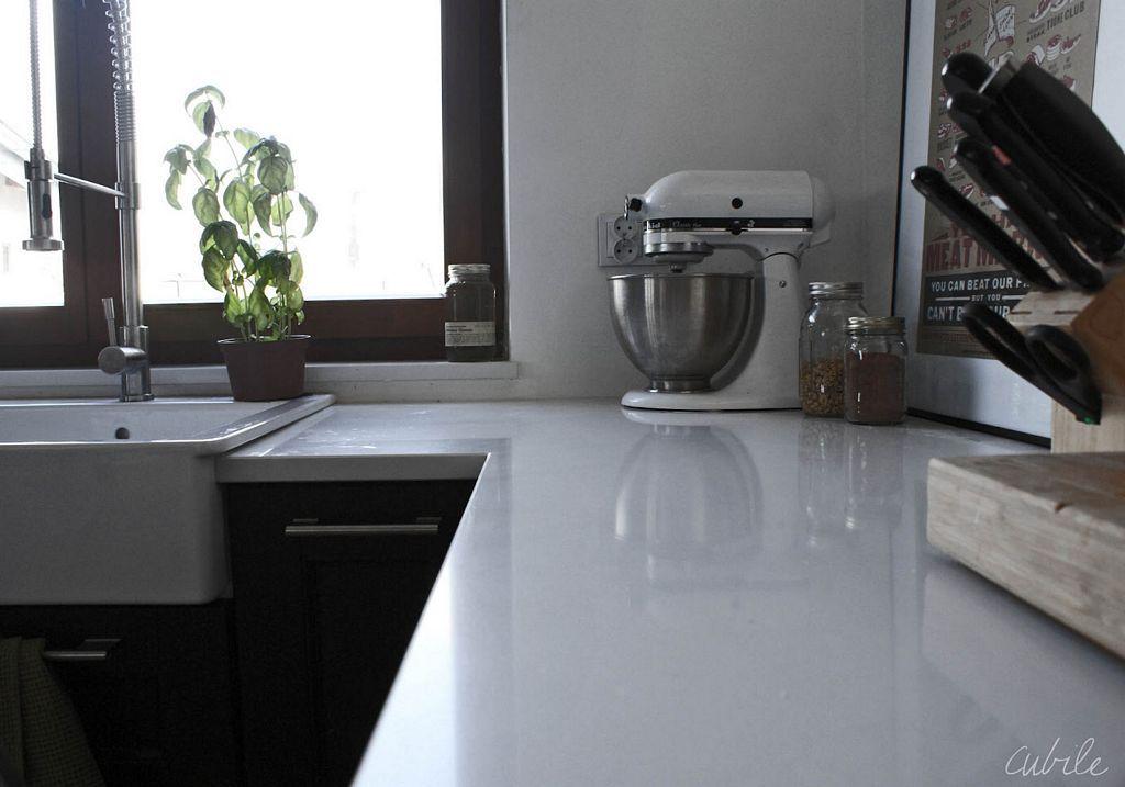 Blaty kuchenne z konglomeratu