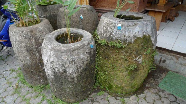 Donica z kamienia