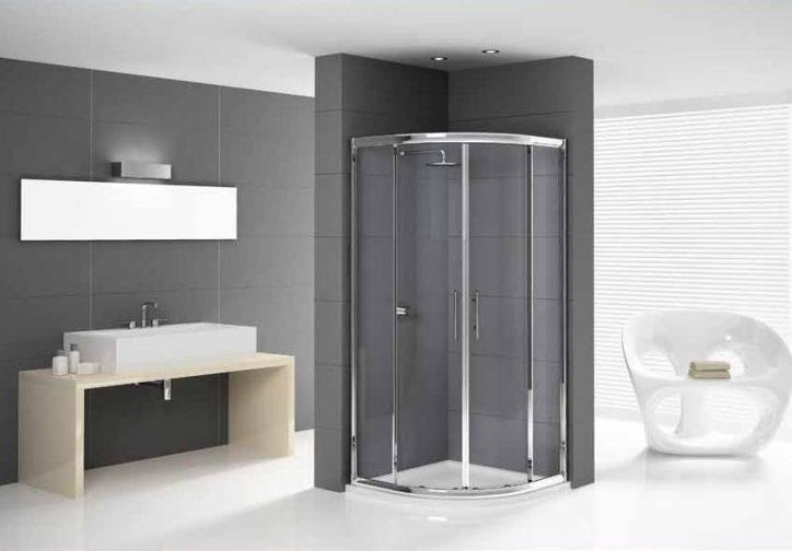 Drzwi przesuwne do kabiny prysznicowej