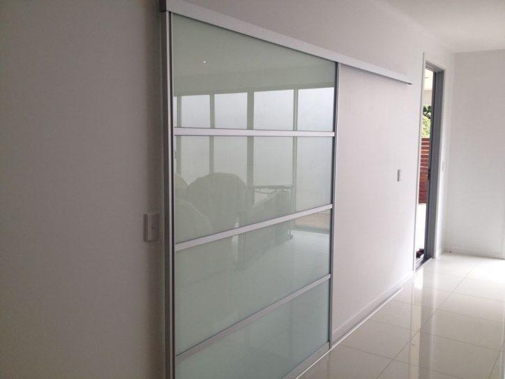 W superbly Drzwi szklane - drzwi przesuwne szklane wewnętrzne - cena i opinie RQ08