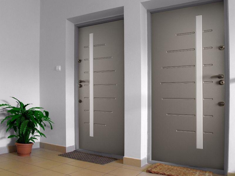 Bardzo dobra Drzwi do piwnicy metalowe - cena i opinie 2019 | Opinie i Ceny JF72