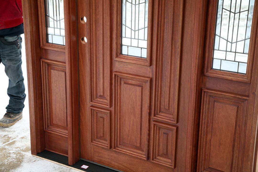 Wymiary drzwi zewnętrznych
