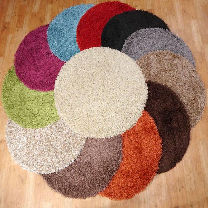 Kolory dywaników łazienkowych