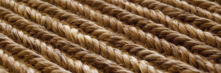 Dywan Ze Sznurka Bawełnianego Sizalowy Dywany Plecione