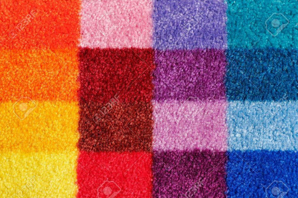 Kolory dywanów
