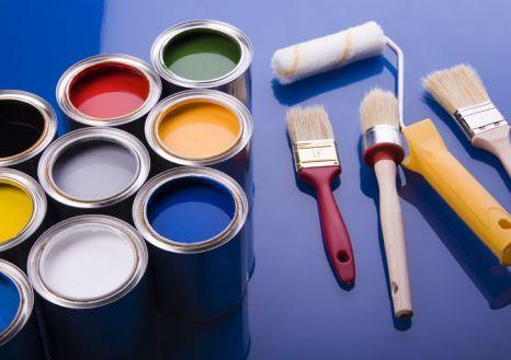 Farby na ścianę