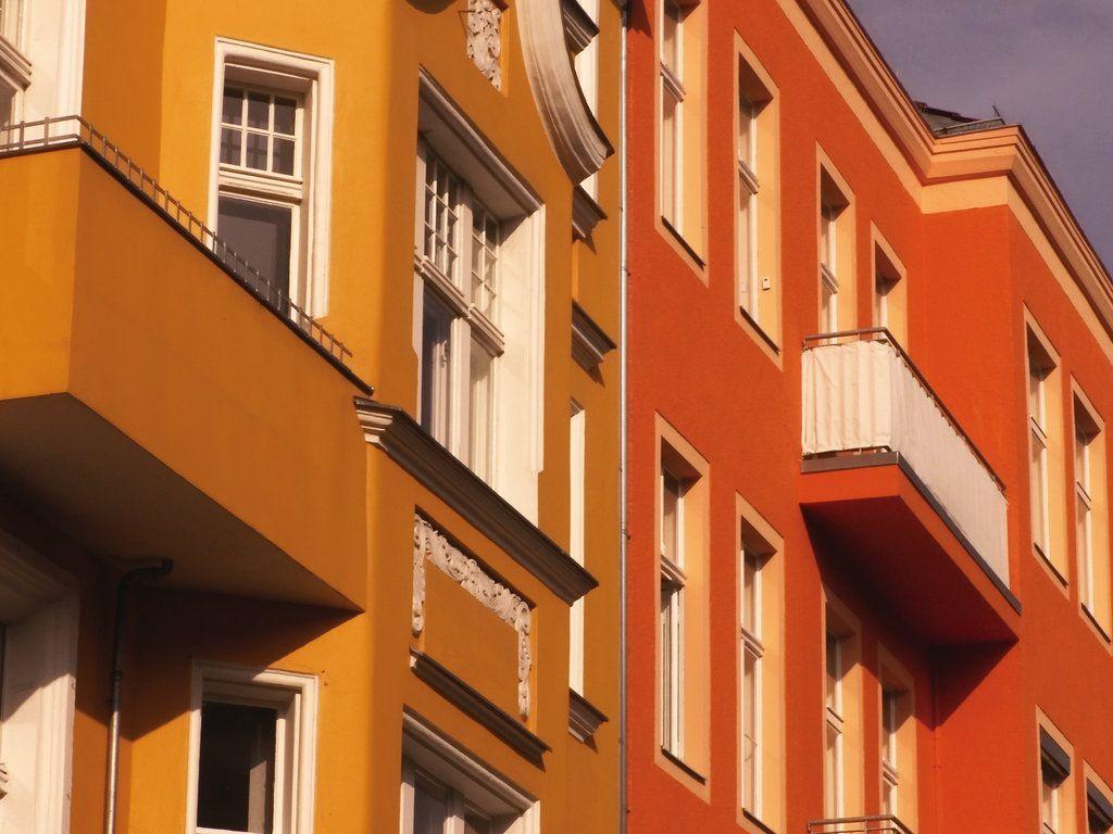 Farby elewacyjne