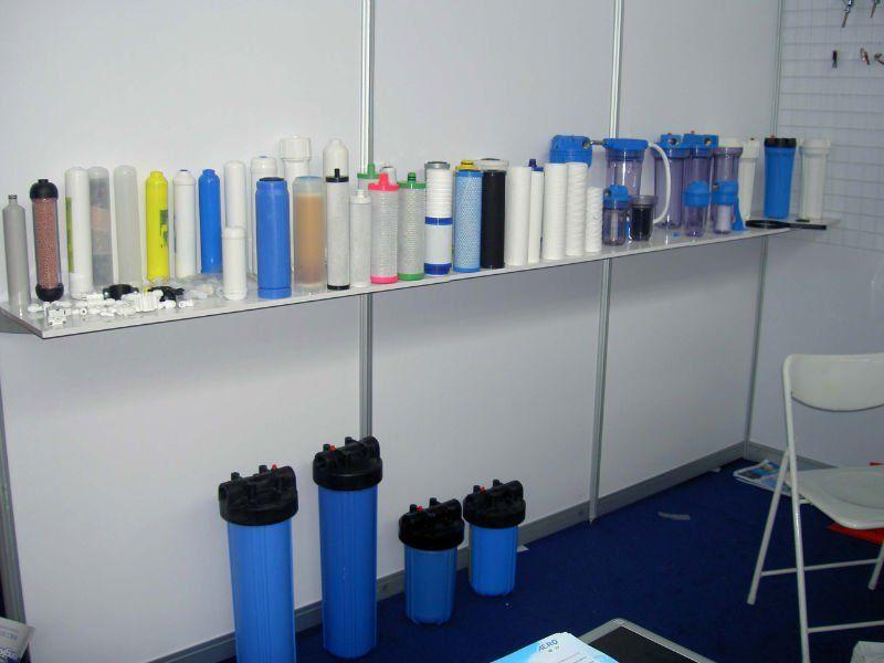 Rodzaje filtrów do wody