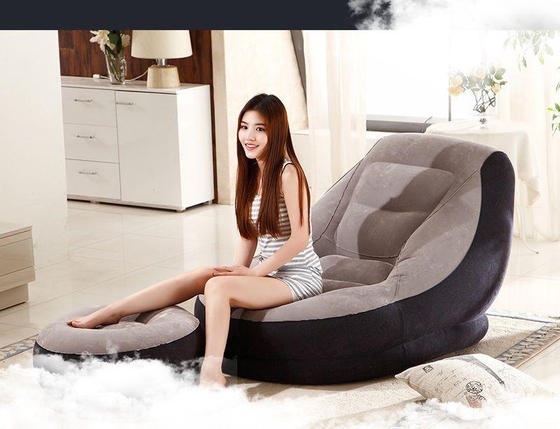 Dmuchany fotel