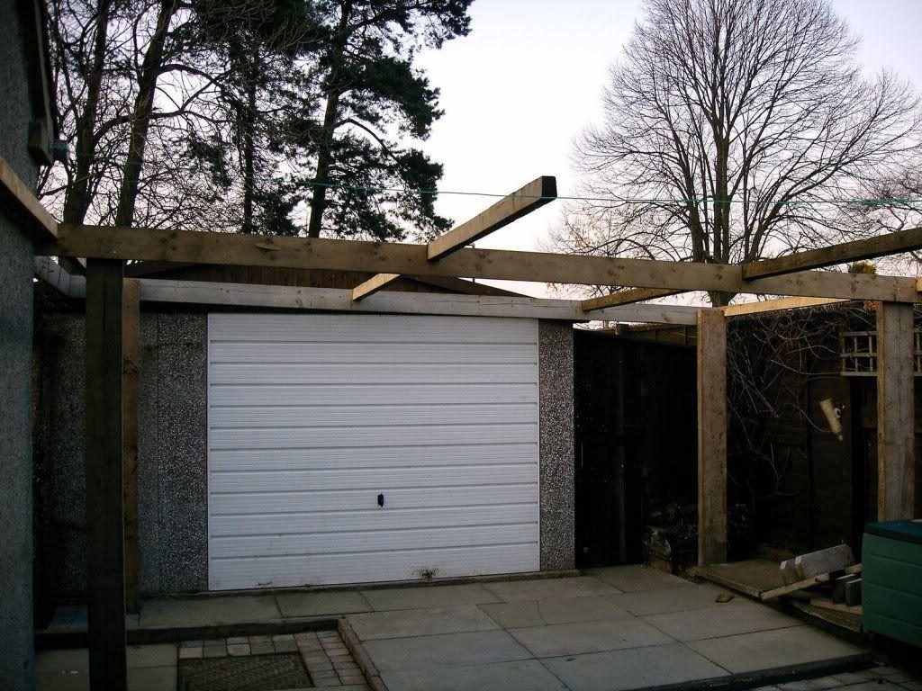 Garaż bez pozwolenia