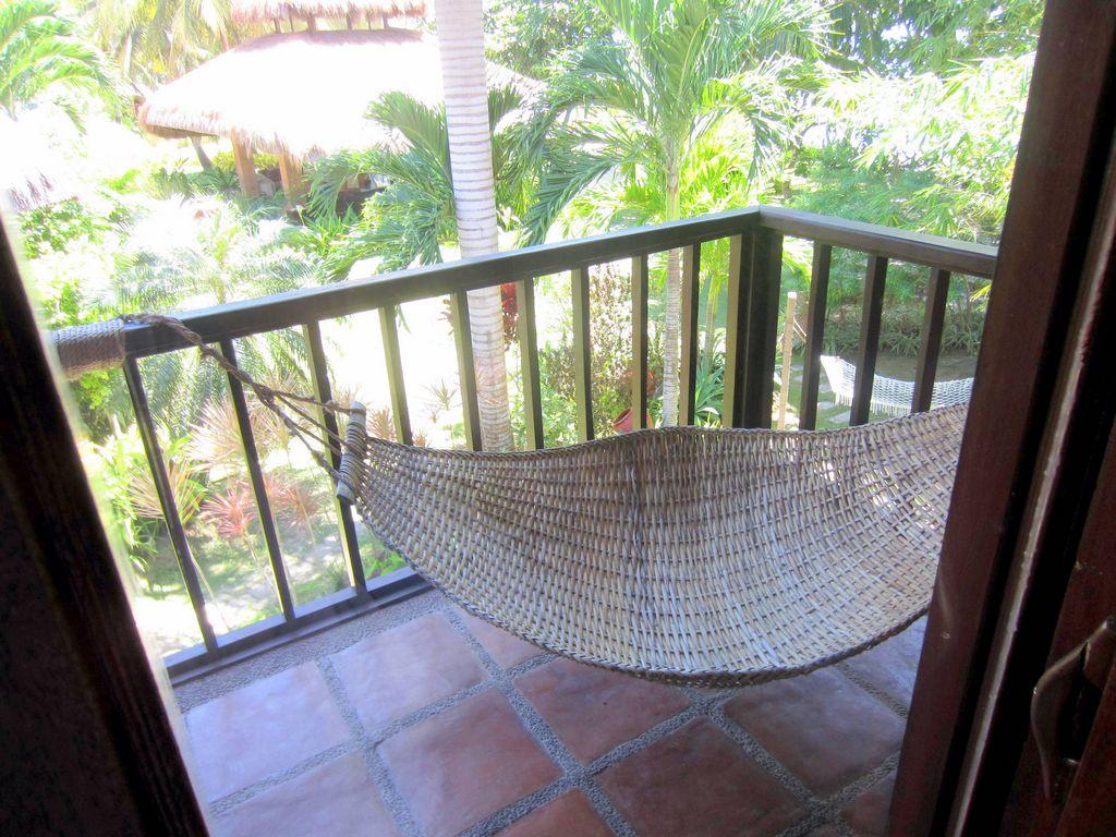 Hamak na balkon