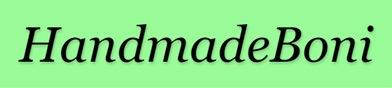 handmadeboni