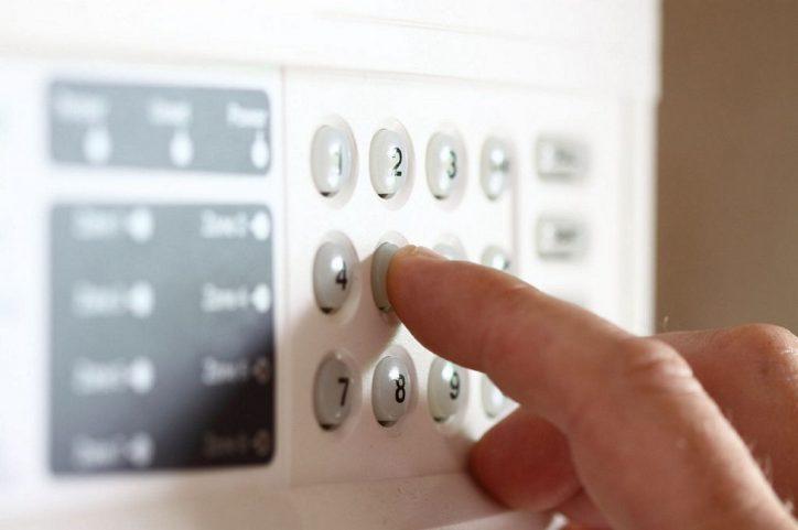 Alarm Domowy