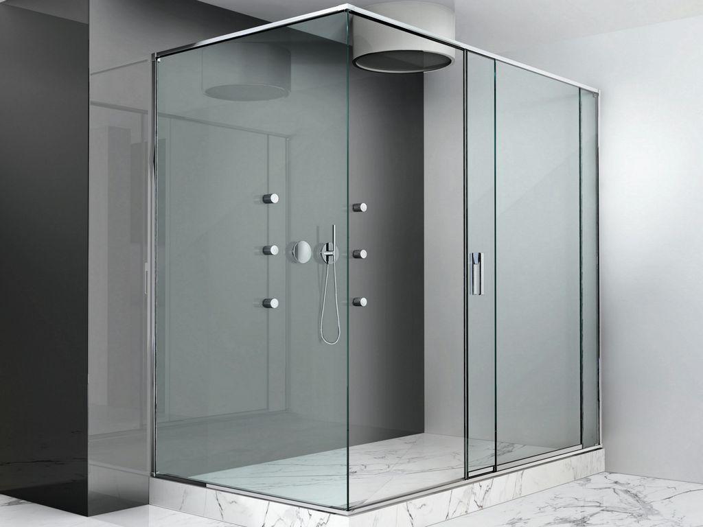Czyszczenie kabiny prysznicowej