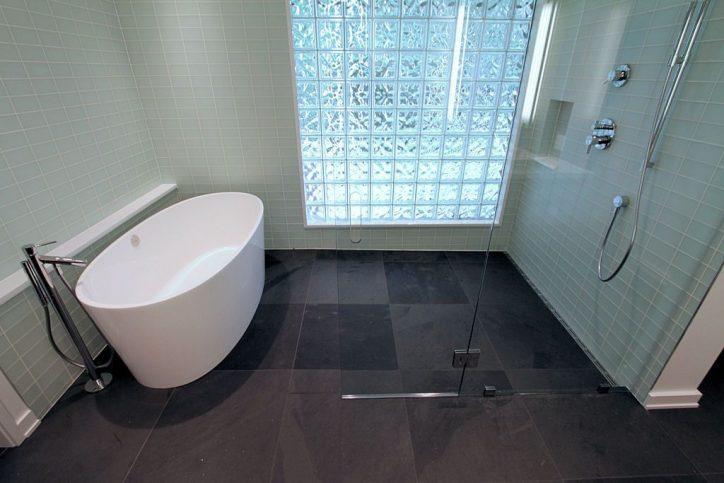 Kabiny prysznicowe bez brodzika