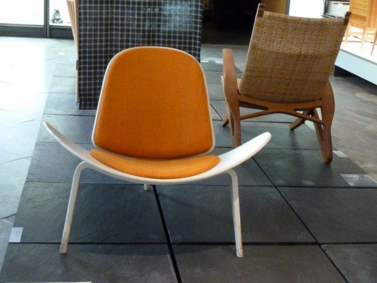 krzeslo muszelka