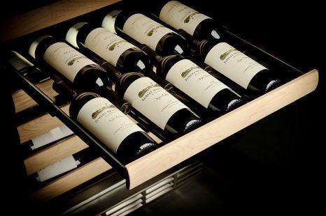 Lodówki na wina