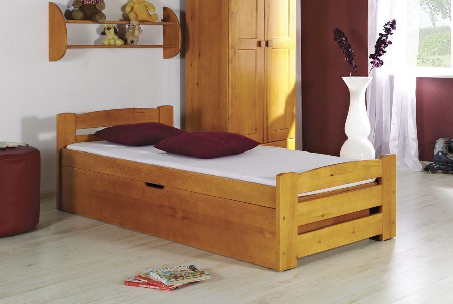 Łóżka drewniane dla dzieci