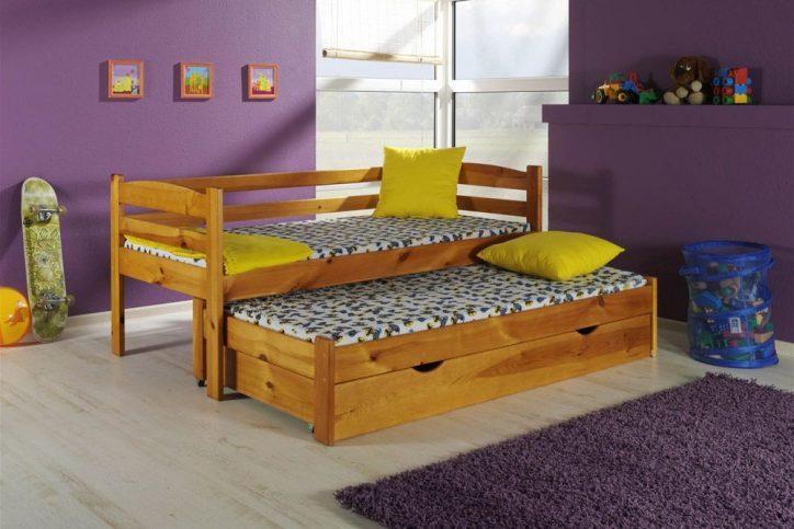 Łóżka dwupoziomowe