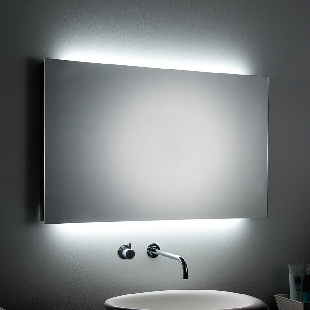 Lustra łazienkowe Lustro Z Oświetleniem Lustra Led I