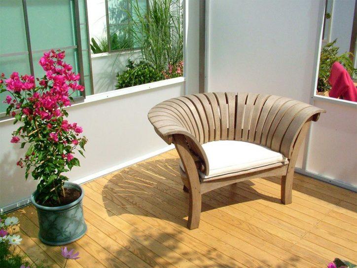 Fotele do ogrodu