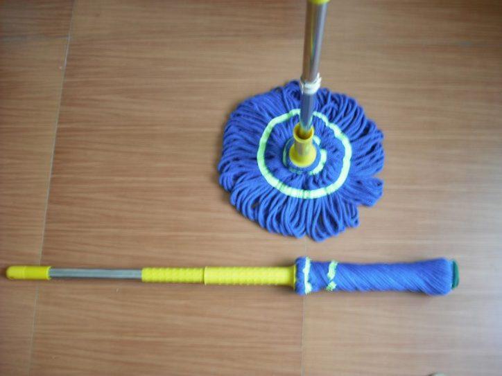 Mop z mikrofibry