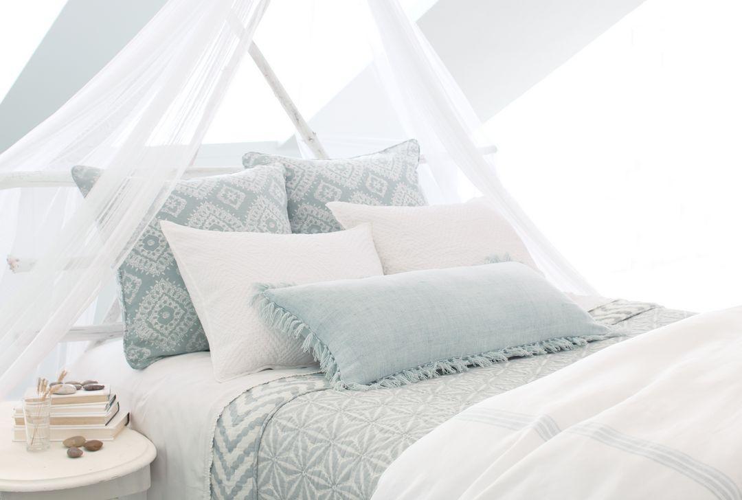 Moskitiera nad łóżko