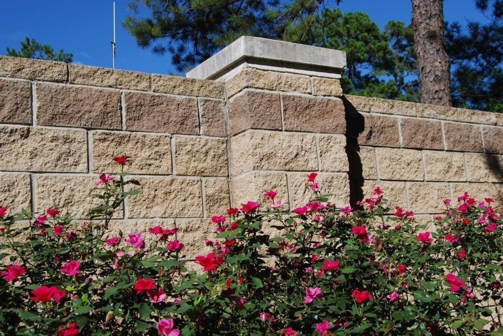 Ogrodzenia murowane