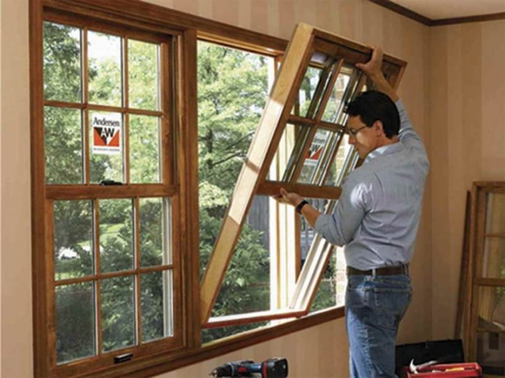 Montaż okien pcv