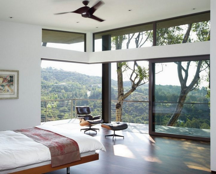 Okno balkonowe