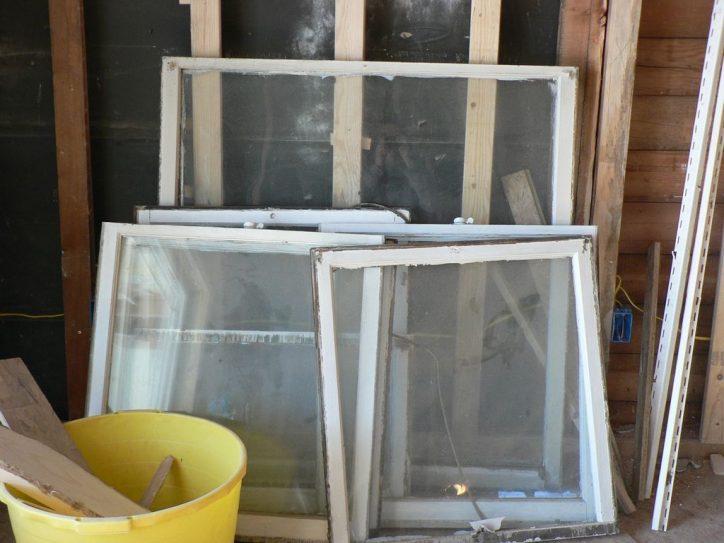 Okna używane