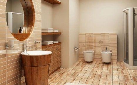 Panele łazienkowe