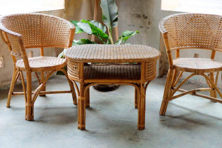materialy na fotele ogrodowe