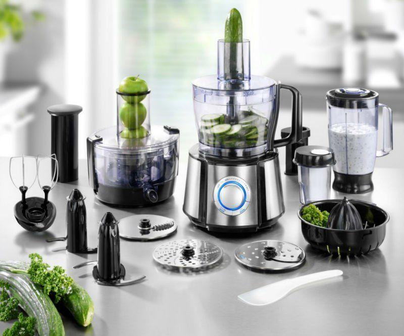Wielofunkcyjny robot kuchenny