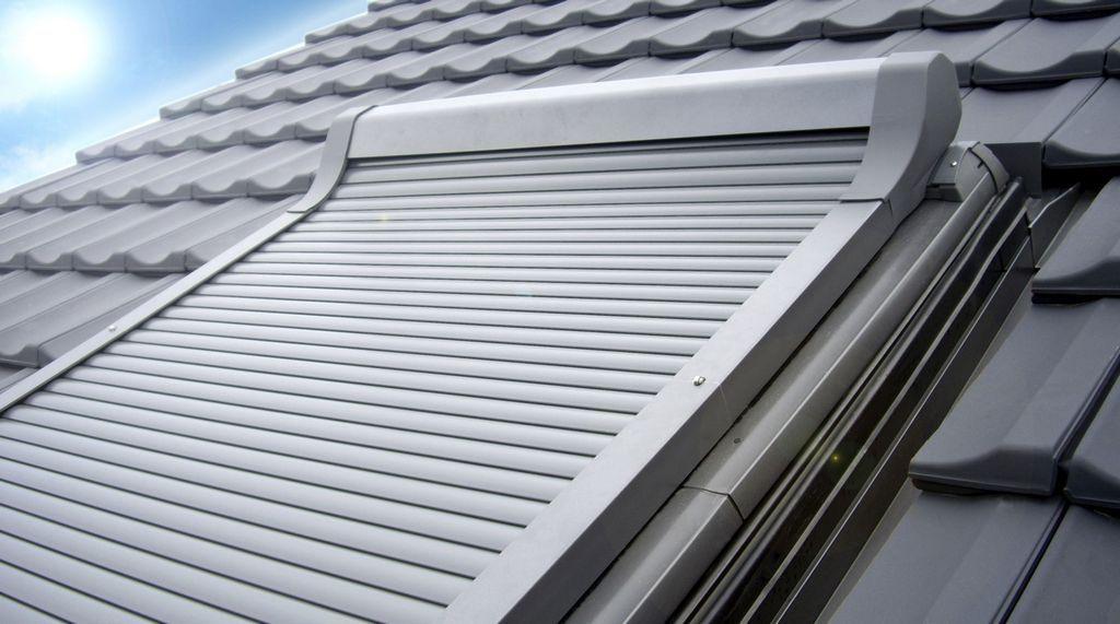 Roleta do okna dachowego