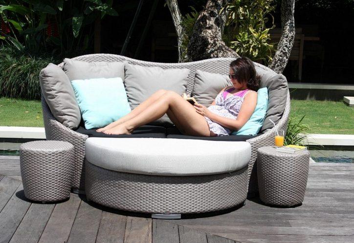 Sofa do ogrodu