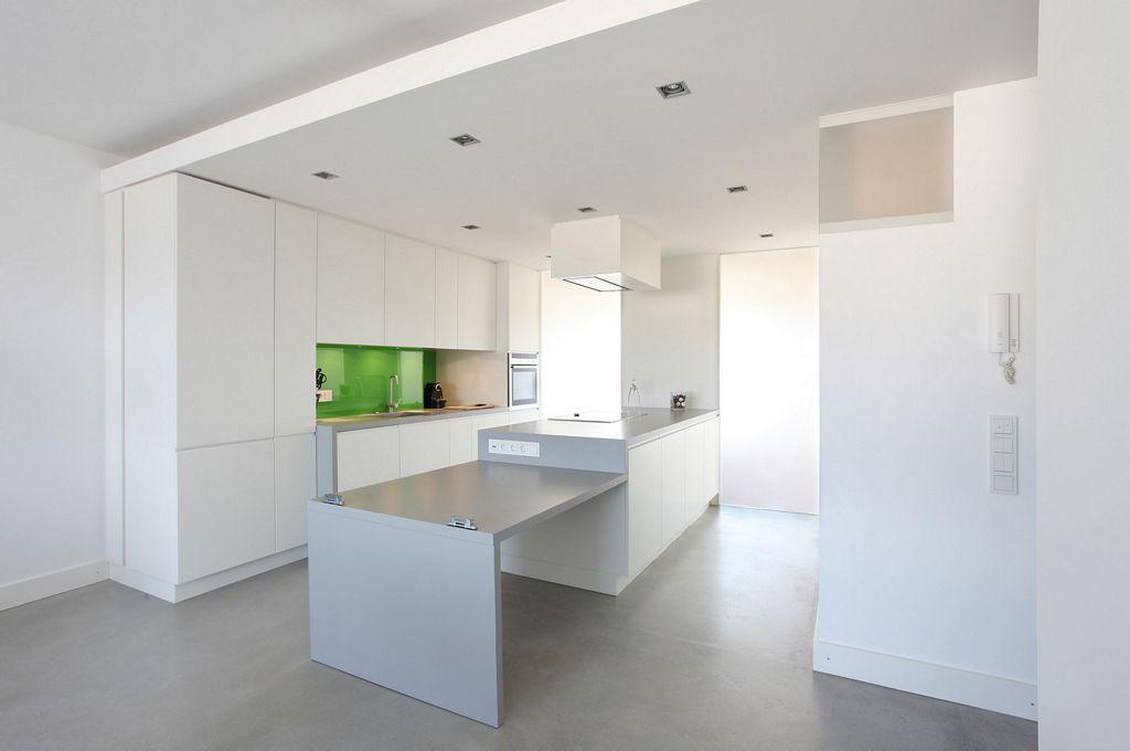 Sufit podwieszany w kuchni