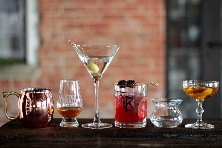 szklanki do drinkow