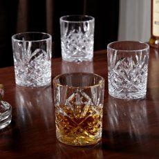Szklanki kryształowe