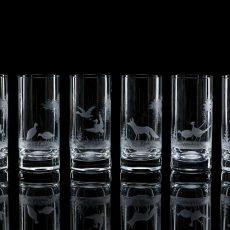 Szklanki z grawerem