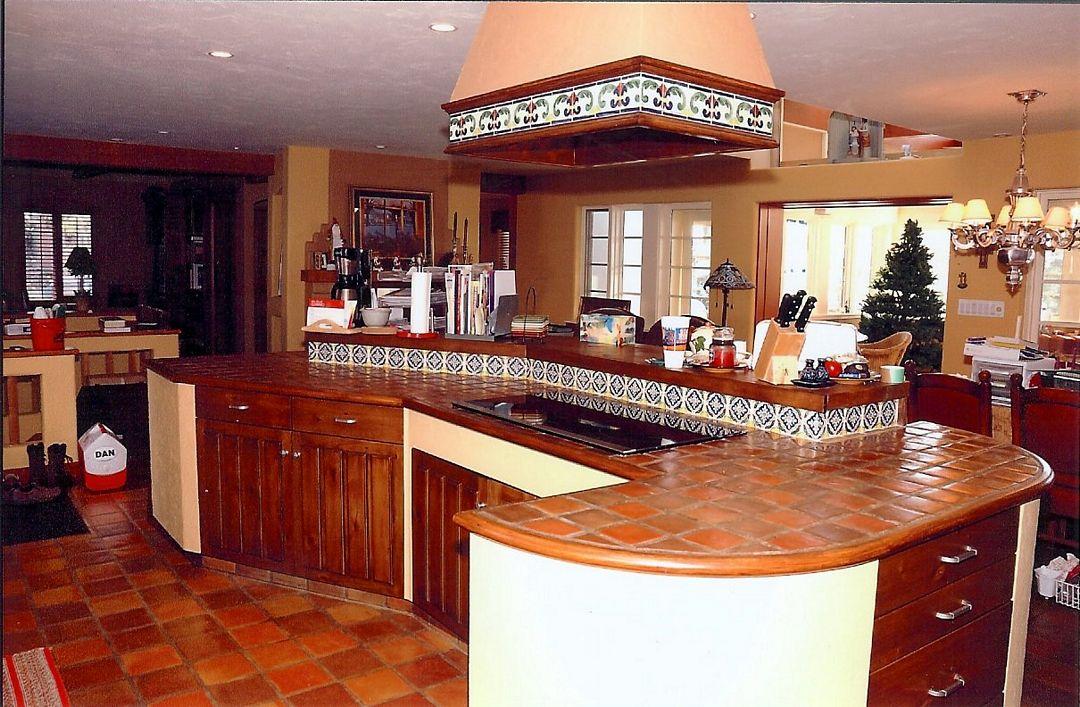 Terakota do kuchni
