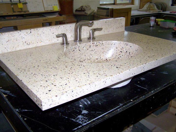 Umywalka kamienna