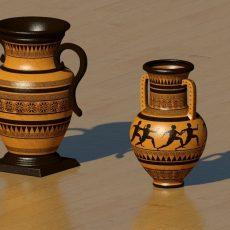 Wazon grecki