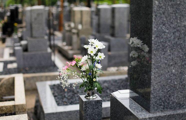 wazony na cmentarz