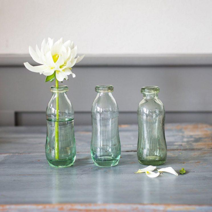 wazony z butelki